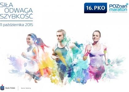 16. PKO Poznań Maraton